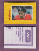 Liverpool Milan Baros Czech Republic 206 B
